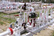 Estación de Regulación y Medición de Gas